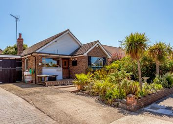Thumbnail 3 bed detached bungalow for sale in East Meadway, Shoreham-By-Sea, West Sussex