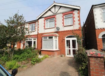 Knowsley Crescent, Cosham, Portsmouth PO6. 3 bed end terrace house
