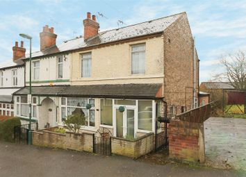 Thumbnail 3 bed end terrace house for sale in Hendon Rise, Nottingham