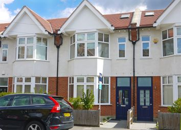 Thumbnail 4 bed terraced house to rent in Quintin Avenue, London