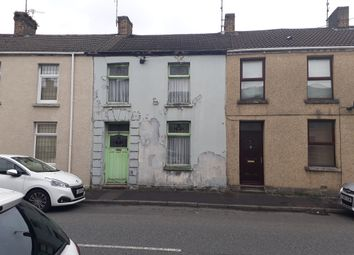 Thumbnail 3 bedroom end terrace house for sale in Stradey Road, Llanelli