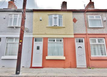 Thumbnail 2 bed terraced house to rent in Sunningdale Road, Wavertree, Liverpool