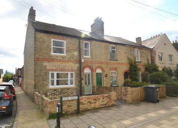 Thumbnail 3 bed end terrace house to rent in Ouse Walk, Huntingdon, Cambridgeshire
