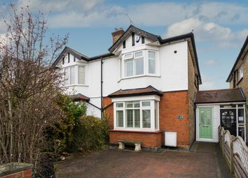 Thumbnail 3 bed semi-detached house for sale in Green Lane, Sunbury-On-Thames