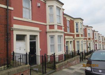 Thumbnail 1 bedroom flat to rent in Condercum Road, Benwell, Newcastle Upon Tyne