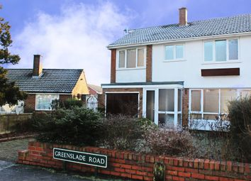 Thumbnail 4 bed semi-detached house to rent in Greenslade Road, Shirley, Solihull