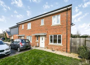 Thumbnail 3 bed semi-detached house for sale in St. Peters Close, Waterlooville