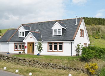 Thumbnail 5 bed detached house for sale in Glenmidge, Auldgirth, Dumfries, Dumfries And Galloway.