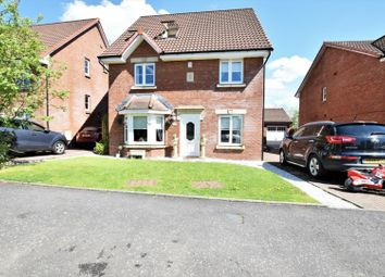 Thumbnail 5 bed detached house for sale in Dunnock Place, Coatbridge