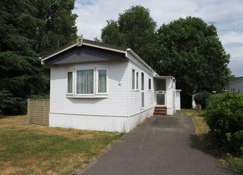 Thumbnail 2 bedroom mobile/park home for sale in Shamblehurst Lane South, Hedge End, Southampton