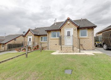 Thumbnail 2 bed semi-detached bungalow to rent in Windermere Road, Bacup, Rossendale