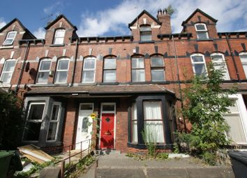 Thumbnail 6 bed terraced house to rent in Cardigan Road, Hyde Park, Leeds