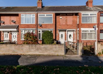 Thumbnail 2 bed terraced house for sale in Sunbeam Road, Hull