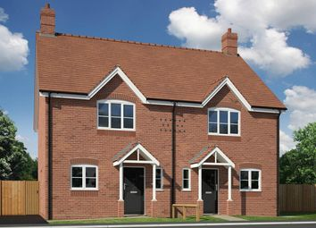 2 bed semi-detached house for sale in 9 Haywood Close, Bomere Heath, Shrewsbury SY4