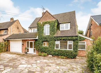 The Glade, Fetcham, Leatherhead KT22. 4 bed detached house for sale