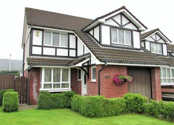 Thumbnail 3 bed detached house for sale in Tudor Gardens, Waunceirch, Neath, West Glamorgan