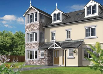 Thumbnail 4 bed property for sale in Devonshire Place, Kents Bank Road, Grange-Over-Sands