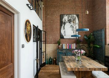 Thumbnail 2 bed flat for sale in Pages Walk, London