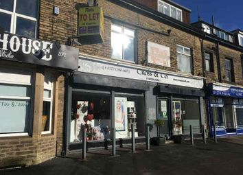 Thumbnail Commercial property to let in 219-221, Bingley Road, Bradford