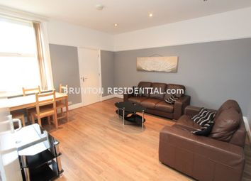 Thumbnail 5 bedroom terraced house to rent in Biddlestone Road, Heaton