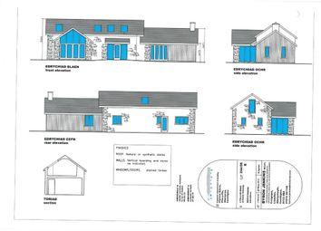 Thumbnail Land for sale in Ffynnon Ddewi, Ffosyffin, Aberaeron