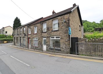 Thumbnail 3 bed terraced house for sale in Bailey Street, Deri, Bargoed