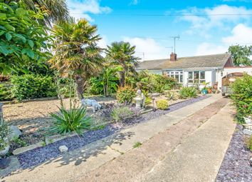 Thumbnail 2 bed semi-detached bungalow for sale in Beach Road, Scratby, Great Yarmouth