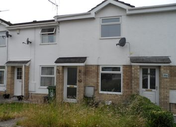 Thumbnail 2 bed terraced house to rent in Highfields, Brackla