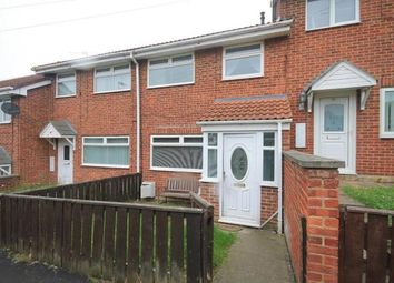 Thumbnail 3 bed terraced house to rent in Westwood View, Sacriston, Durham