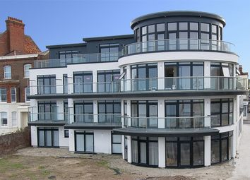 Thumbnail 3 bedroom flat for sale in Central Parade, Herne Bay, Kent