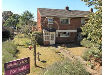 Thumbnail 3 bed semi-detached house for sale in Ormonde Road, Wokingham