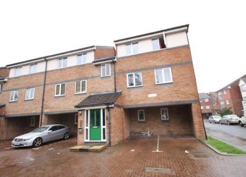 Thumbnail 1 bed flat to rent in Frensham Close, Southall