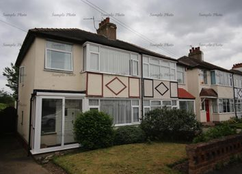 Thumbnail 3 bed semi-detached house for sale in High Meadow Road, Birmingham, West Midlands
