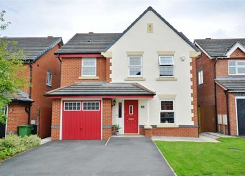 Thumbnail 4 bedroom detached house for sale in Priestfields, Leigh