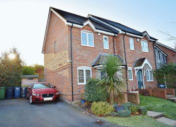 Thumbnail 2 bed semi-detached house for sale in Parkfield Rise, Princes Risborough