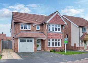 Thumbnail 4 bed detached house for sale in Lister Drive, Rednal, Birmingham