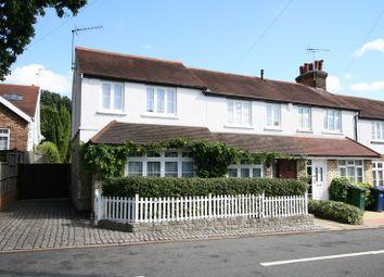 Thumbnail 3 bed semi-detached house to rent in Barnet Gate Lane, Arkley, Barnet
