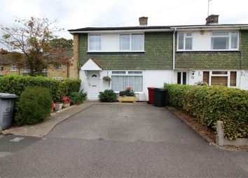 Thumbnail 3 bed end terrace house for sale in Buckingham Drive, Emmer Green, Reading, Berkshire