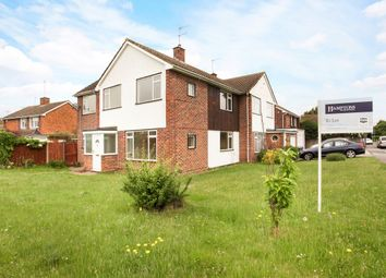 Thumbnail 4 bed semi-detached house to rent in Gallys Road, Windsor, Berkshire