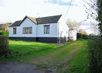 Thumbnail 3 bed detached bungalow for sale in Willow Bank, Prince Crescent, Staunton, Gloucester
