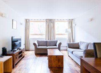 Thumbnail Serviced flat to rent in Tavistock Place, London