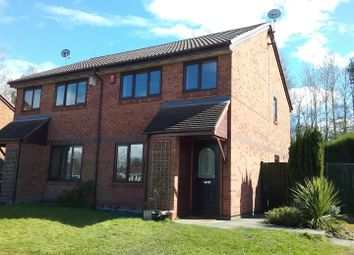 Thumbnail 3 bed semi-detached house to rent in Beveley Road, Oakengates, Telford