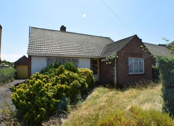 Thumbnail 4 bed detached bungalow for sale in Willoughby Road, Bridgwater