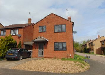Thumbnail 3 bed detached house for sale in Westmorland Drive, Desborough