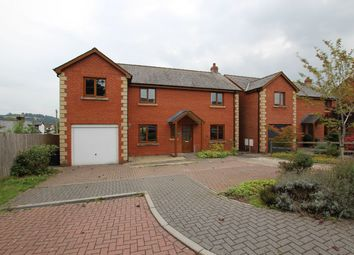 Thumbnail 4 bed detached house for sale in Golwg Y Fan, Brecon