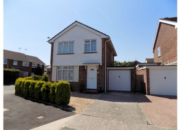 Thumbnail 3 bed detached house for sale in Downview Road, Arundel