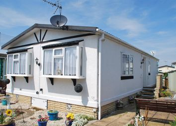 Thumbnail 2 bed bungalow for sale in Kingsmead Park, Allhallows, Rochester