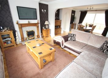 Thumbnail 3 bedroom detached bungalow for sale in Combs Lane, Stowmarket, Suffolk