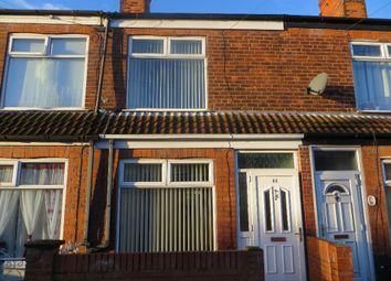 Thumbnail 2 bed terraced house for sale in Dorset Street, Hull