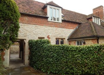 Thumbnail 2 bed mews house to rent in Queen Street, Dorchester-On-Thames, Wallingford